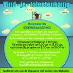 flyer-vind-je-talentenkamp